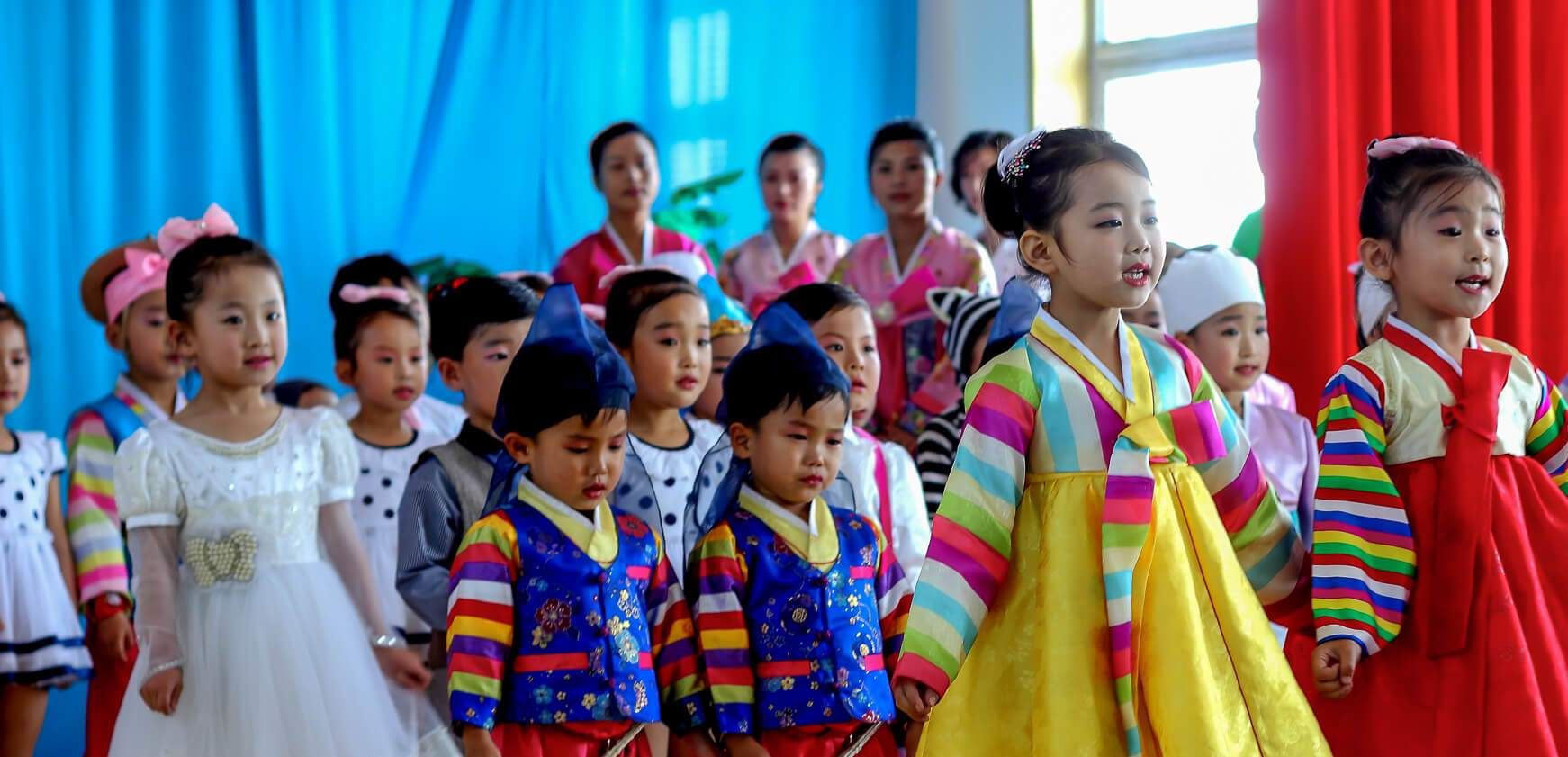 North Korea Kindergarten