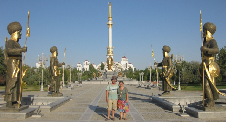 Part of out Central Asia Tours 2021, Turkmenistan Independence Day Tour