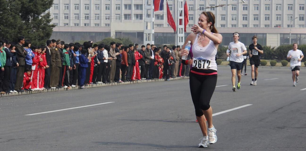 pyongyang-marathon