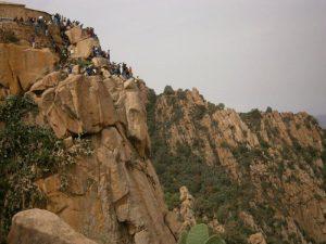 Debre Bizen Canyon