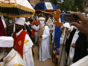 Debre Bizen Procession 4