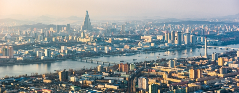 Charter Flights and Pyongyang Aerial Tours