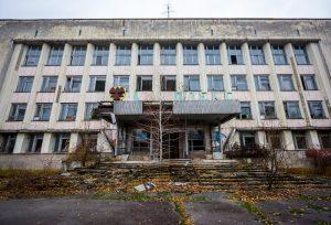 chernobyl-village