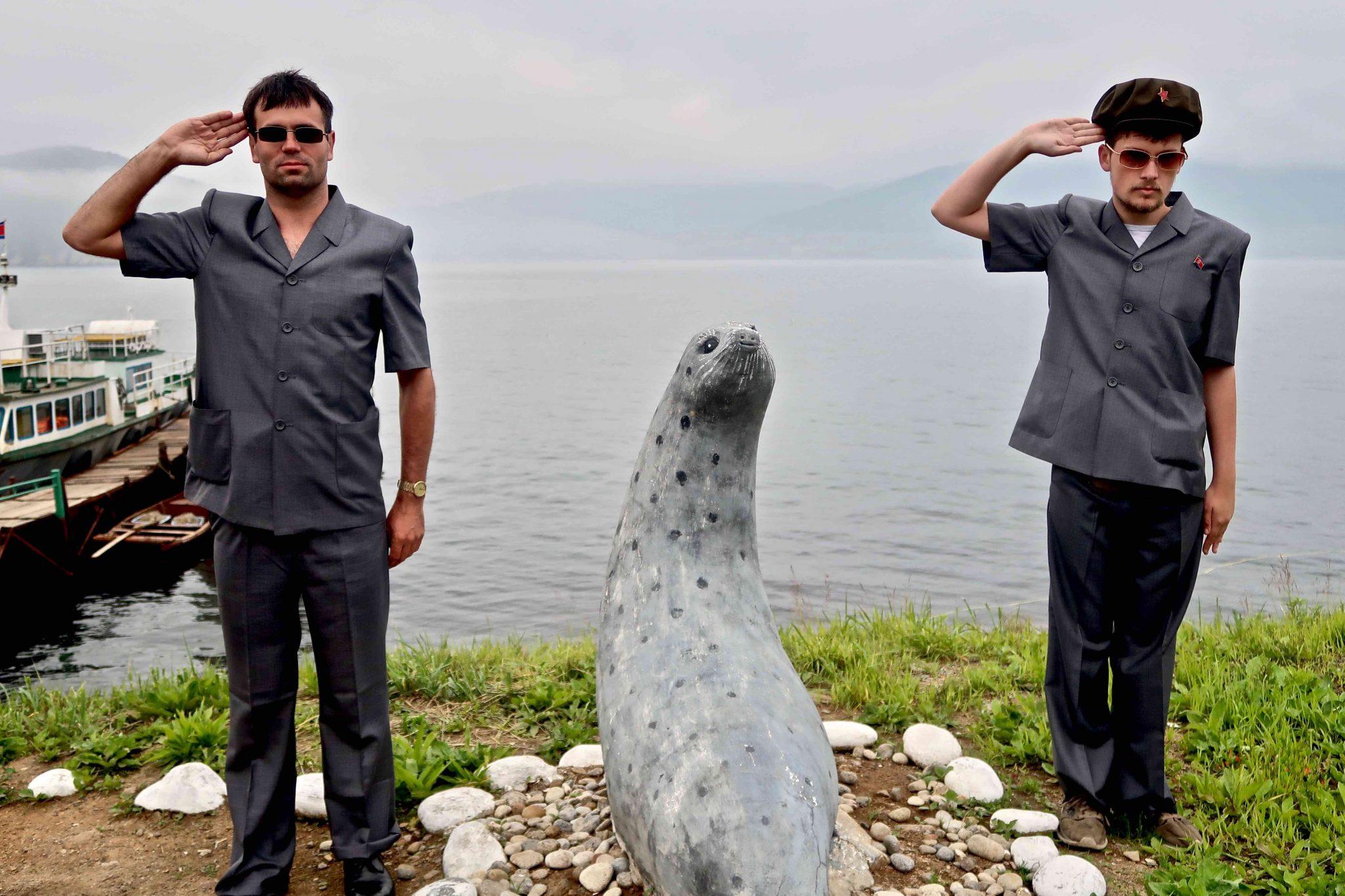 North Korean suit