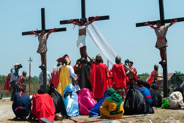 Cutud Lenten Rites Festival Tours