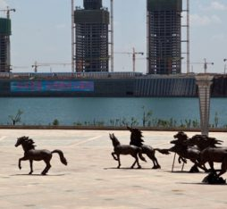 Chinese Ghost City – Ordos and Kangbashi Tour