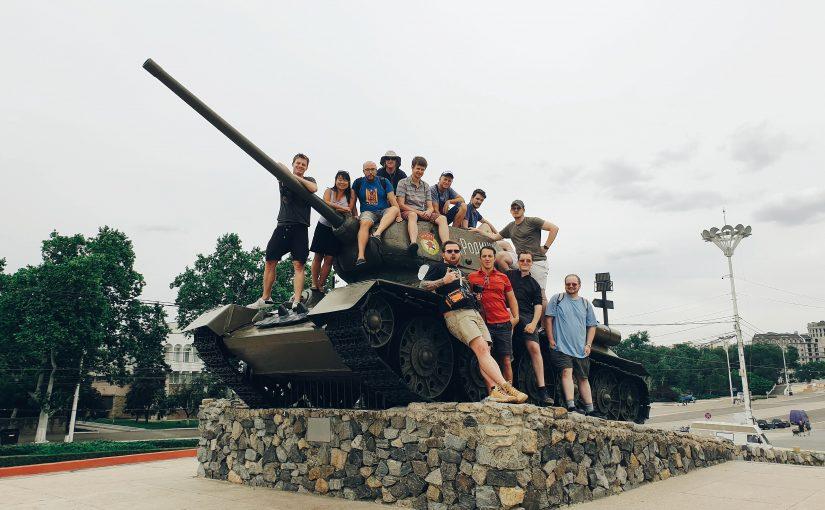 Soviet Tours
