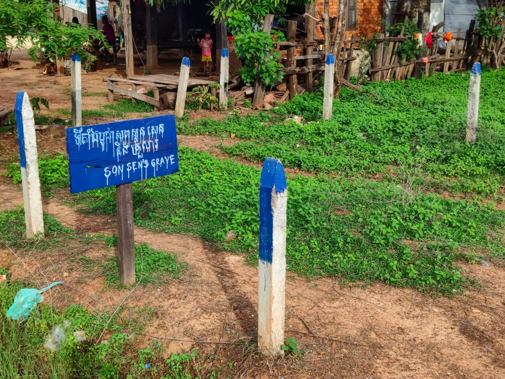 Cambodia is the friendliest country
