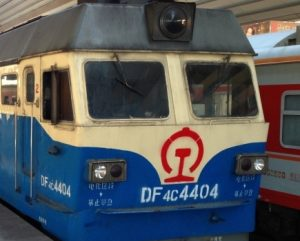 North Korean railway: the train that crosses from China to the DPRK