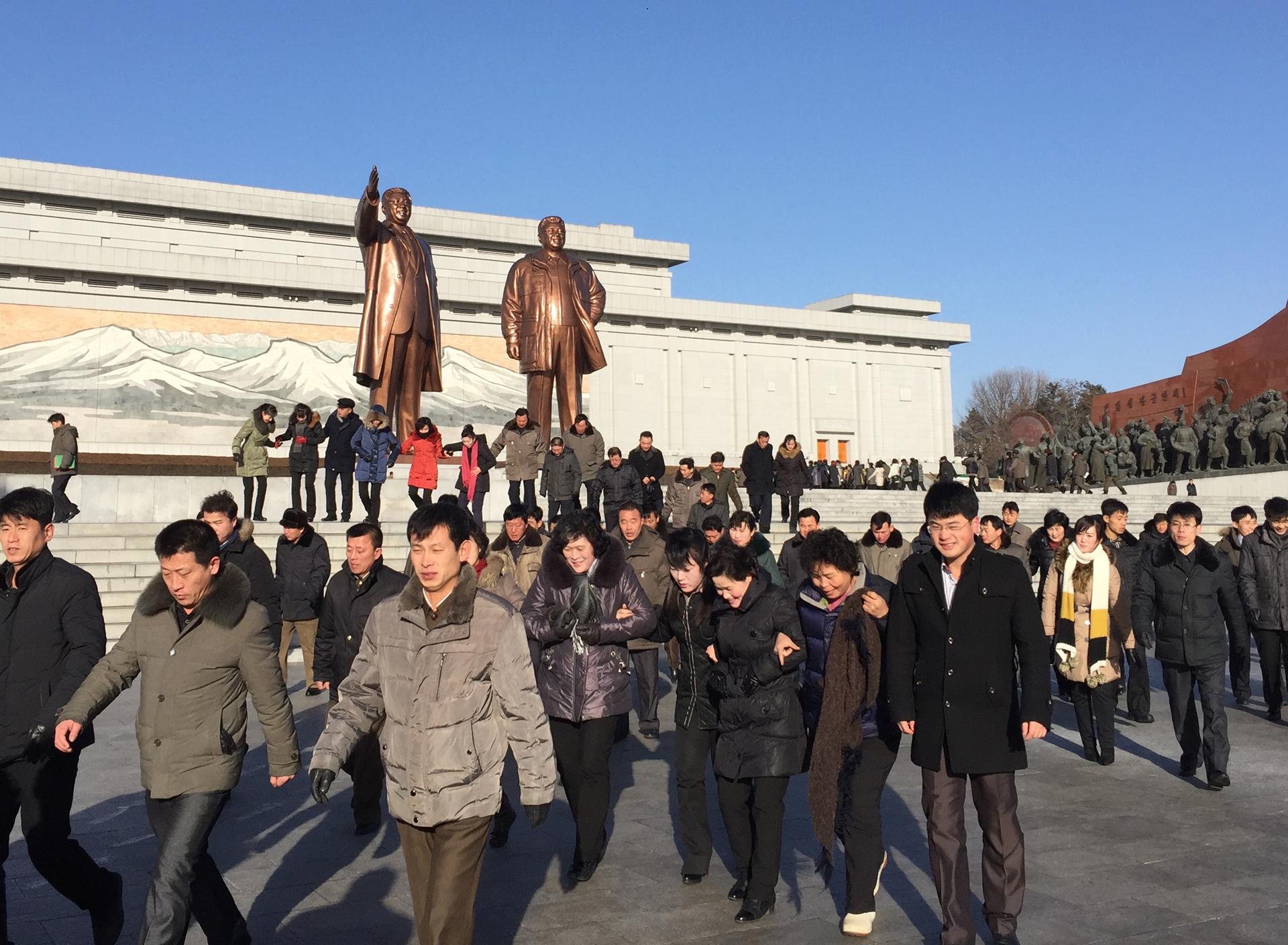 DPRK Winter Express Tour