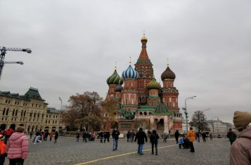 Russia to open to tourism