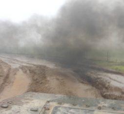 turkmenistan tank