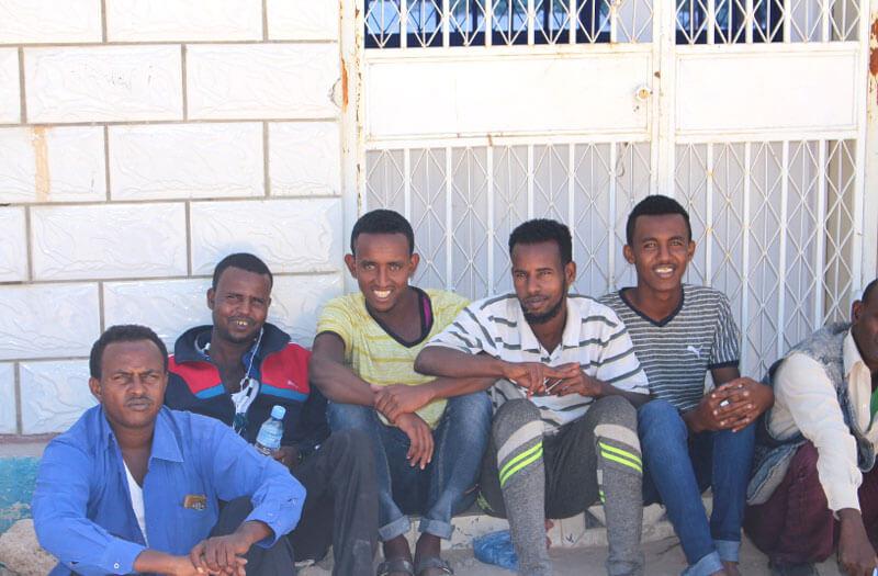 Somaliland and Somalia Youth on Election Day