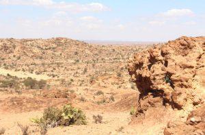 Somaliland countryside,LaasGeel