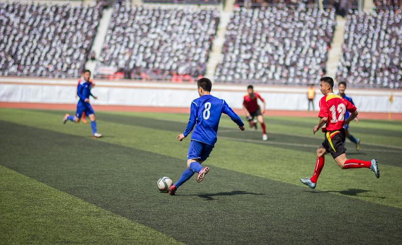 North Korea vs Hong Kong Football Extension Teaser