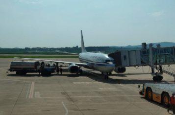 Air China North Korea Pyongyang