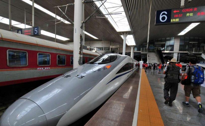 chinese trains