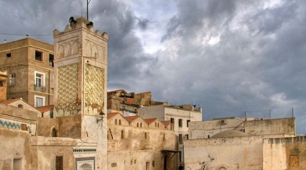 Casabah in Algeria