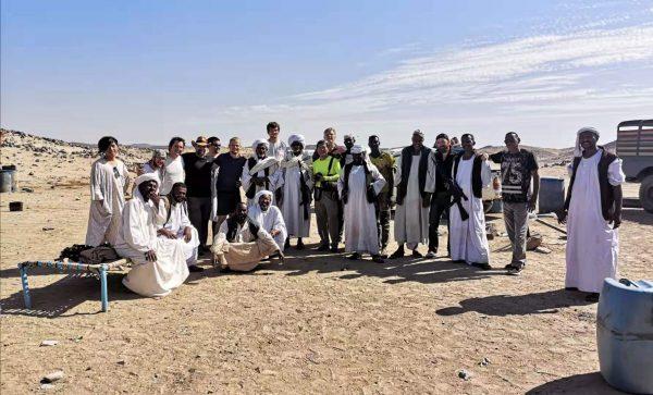 YPT with the Al Abdda tribe
