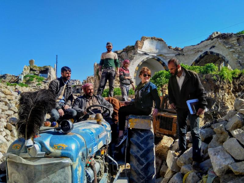 Syria to reopen borders to tourism