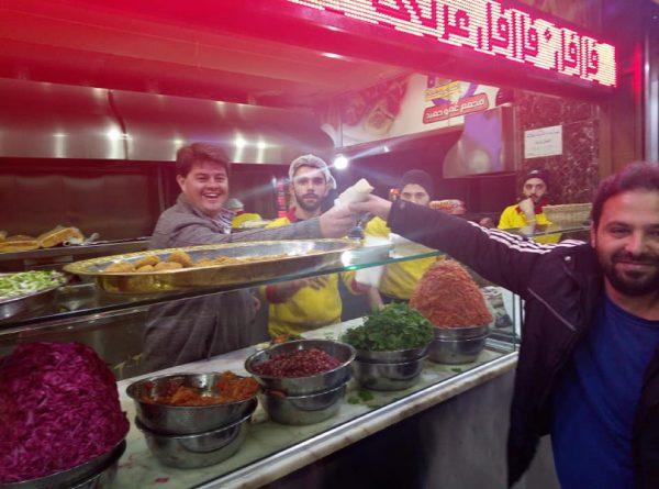 food shop in Syria