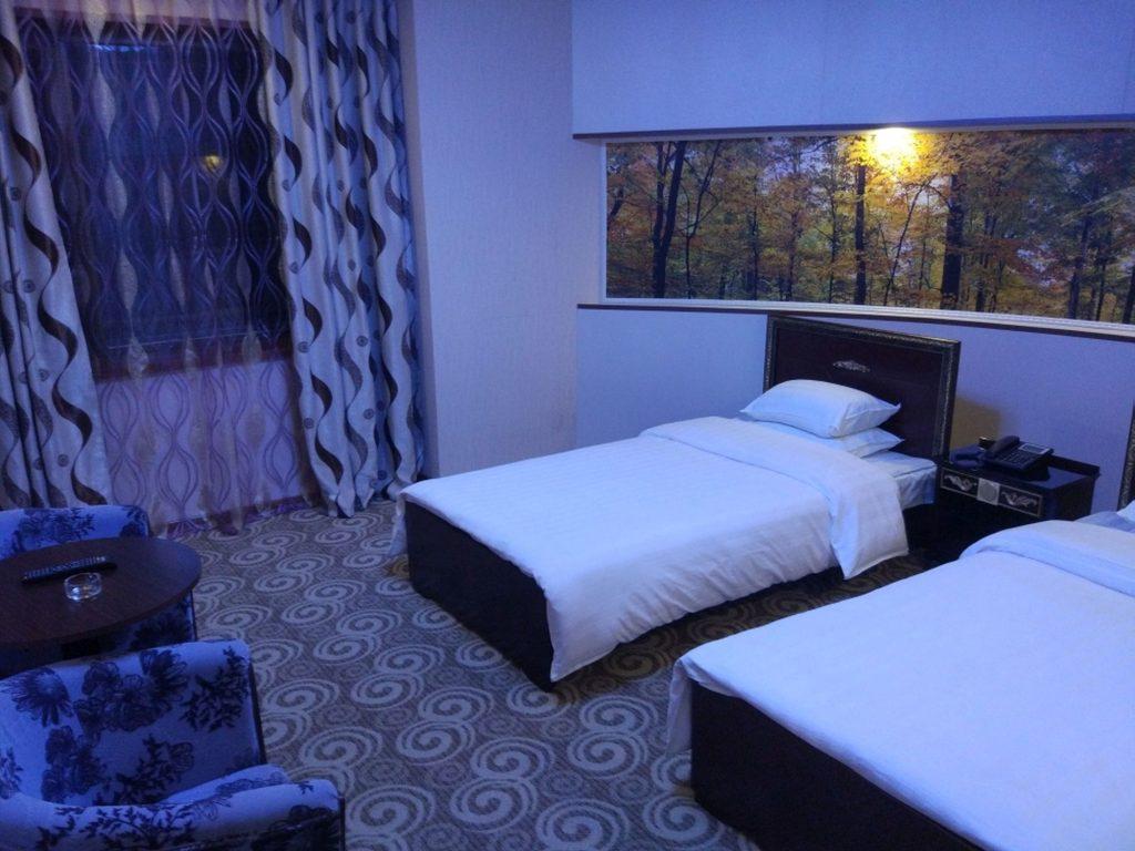 A renovated room of the Chongnyon hotel