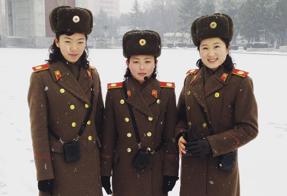 Are tattoos allowed in North Korea