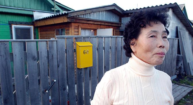 Sakhalin Island Koreans - An ethnic Korean on Sakhalin.