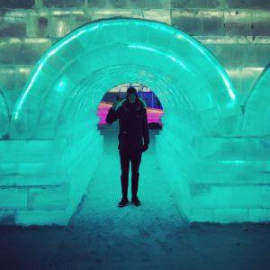 Ice castle, Harbin Ice Festival