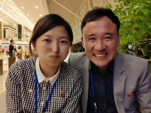 North Korean joke making North Koreans laugh