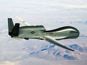 US Iran tensions: the Global Hawk drone that was shot down.