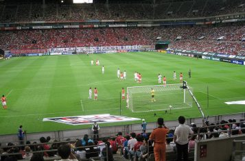 South Korea and North Korea facing each other in world cup qualifications
