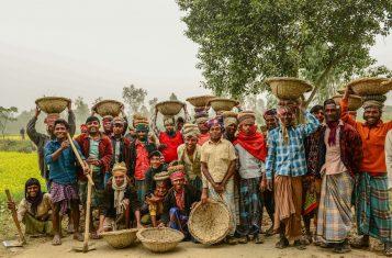 The people of Bangladesh