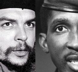 Che Guevara and Sankara