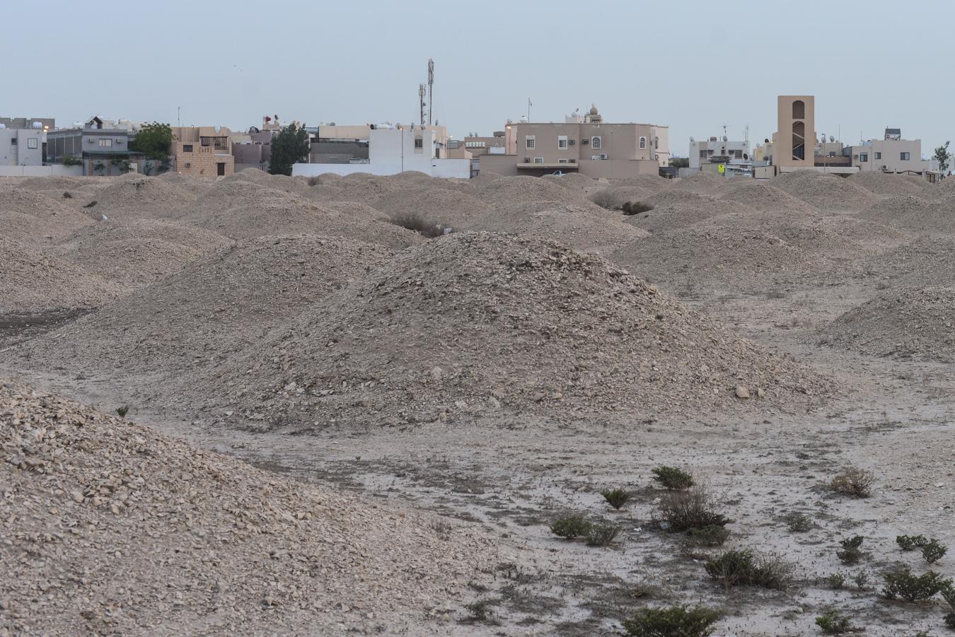 Construction in Bahrain