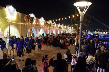 A food festival in Bahrain