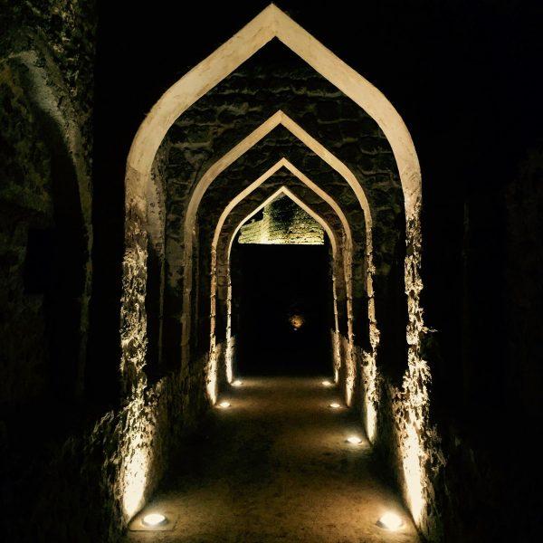 Corridors in Bahrain