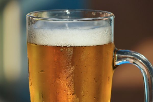 Bahrain is one of the few places where you can get a beer on the Saudi Peninsula