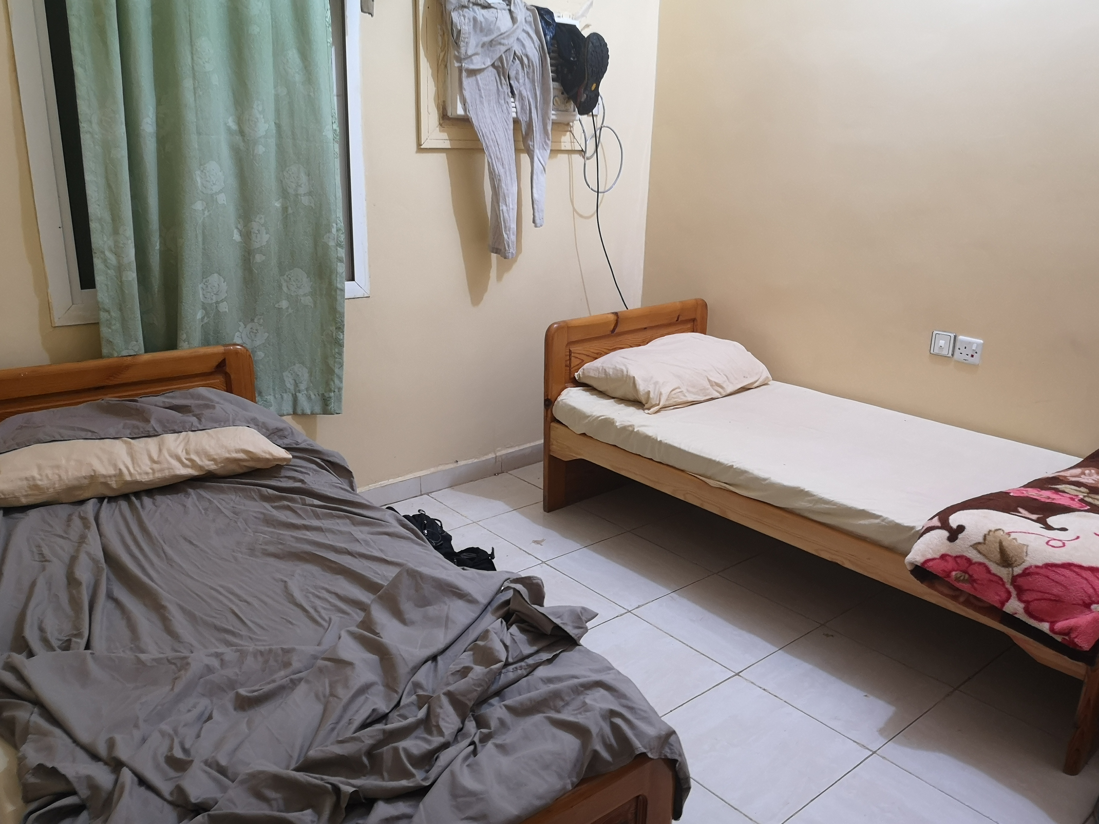 Rooms of the Socotra Hotel