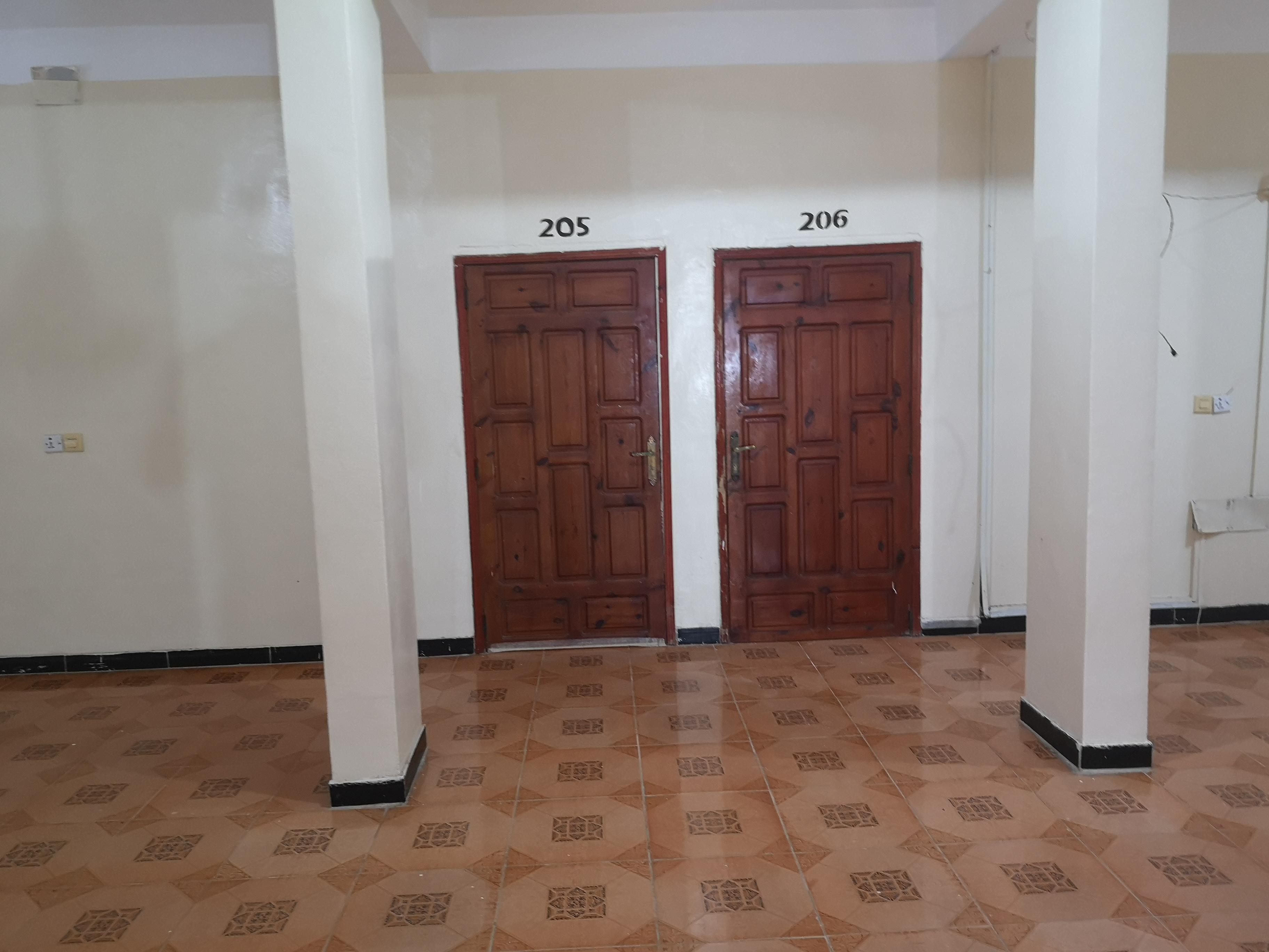 The lobby of the socotra hotel