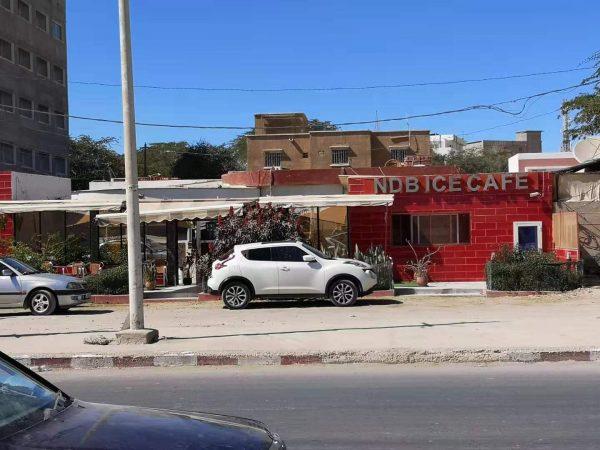 NDB Ice Cafe, Nouadhibou