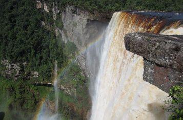 Kaieteur Waterfall - guyana