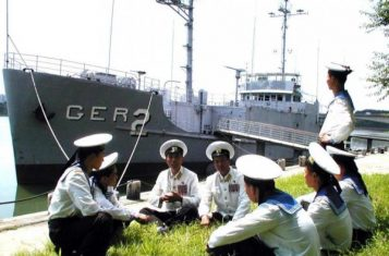 USS Pueblo, north Korean war museums