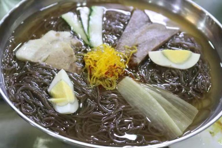 Pyongyang noodles