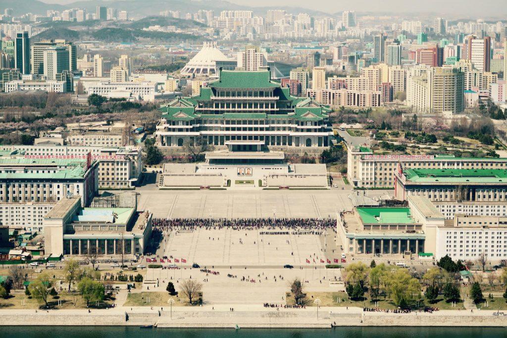 Kim Il Sung Square Juche Tower