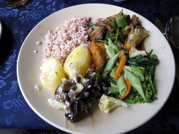 Bhutanese food as part of our Bhutan travel guide