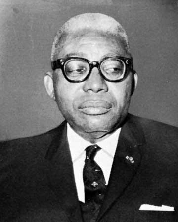Francois Duvalier (Papa Doc)