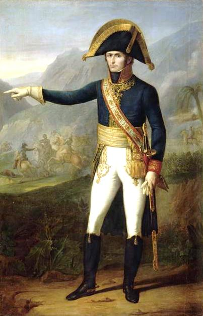 Charles Leclerk, appointed to put down the Haitian revolution.