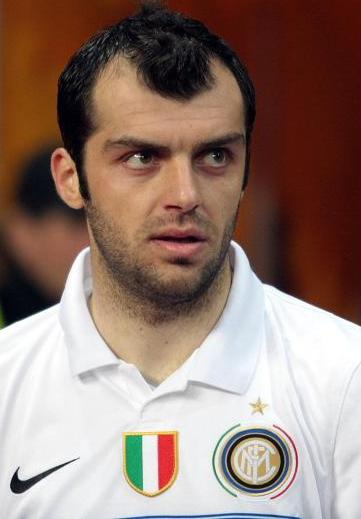 Goran Pandev, most decorated football player from North Macedonia Football club