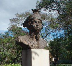 Toussaint, general of the Haitain revolution